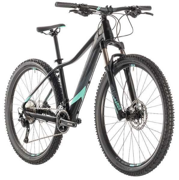 Велосипед Cube ACCESS WS SL 27.5 black-mint 1 ACCESS WS SL 27.5 black-mint 225600-16