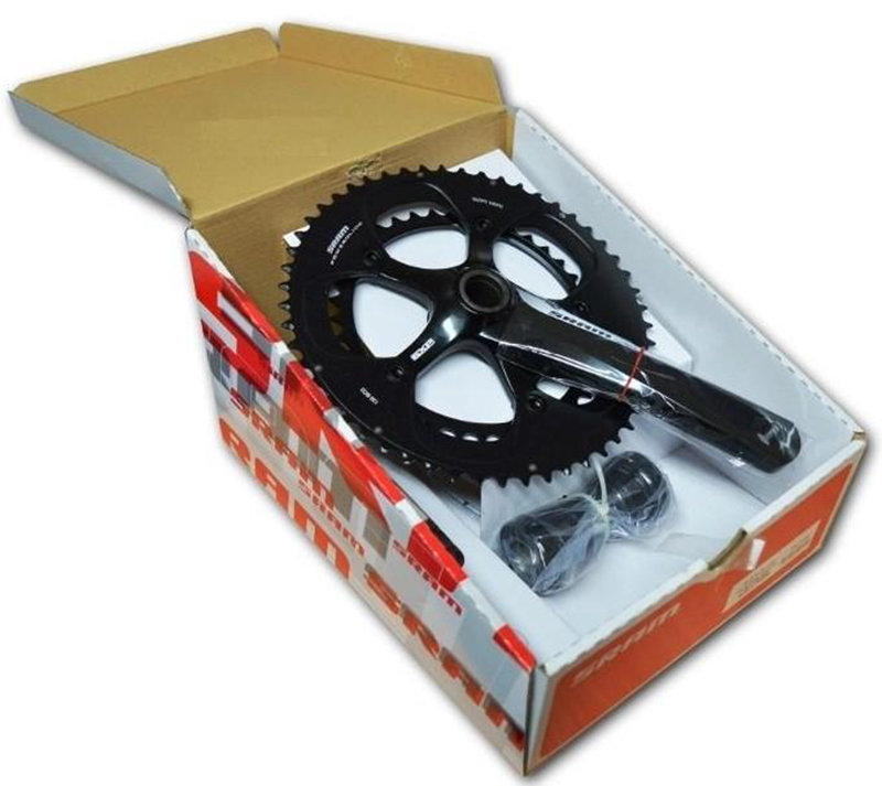 Шатуны Sram  AM FC APEX WHITE 2.2 GXP 170 5339 1 APEX AM FC APEX WHITE 2.2 GXP 170 5339 00.6115.557.010