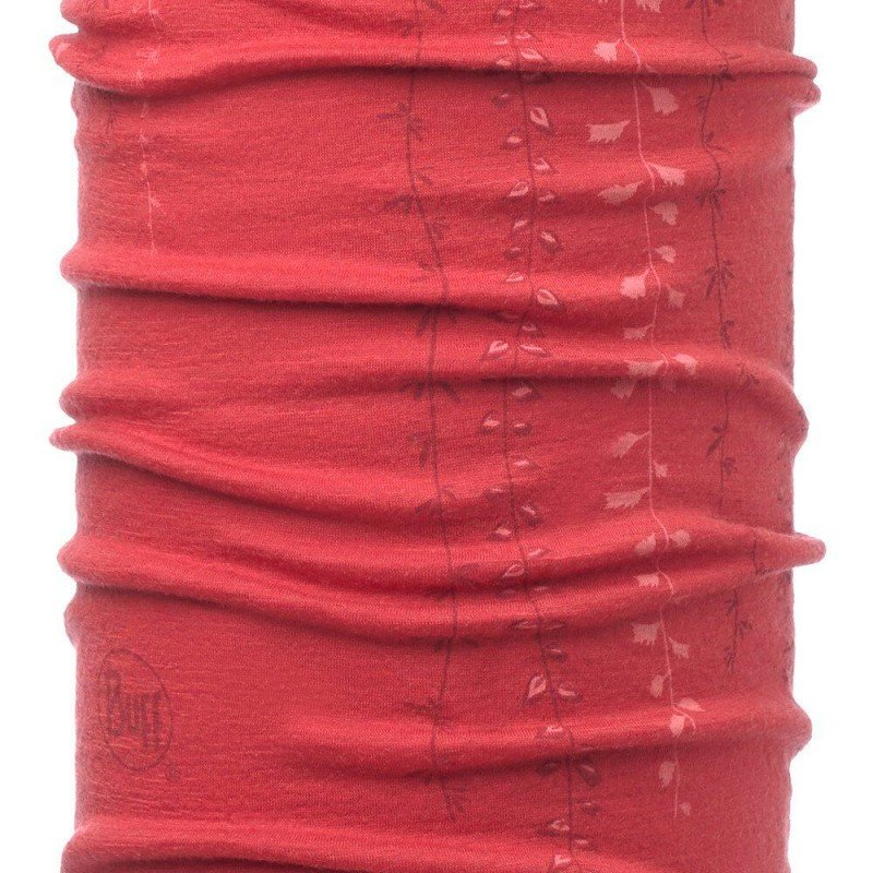 Бандана Buff Lightweight Merino Wool Niah Scarlet Red 1 Бандана Buff Lightweight Merino Wool Niah Scarlet Red BU 115397.431.10.00