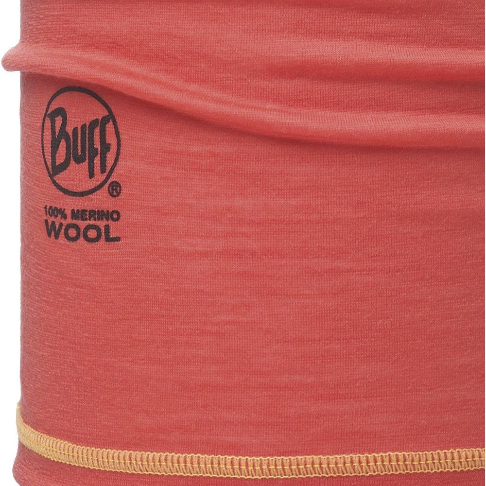 Бандана BUFF 3/4 LIGHTWEIGHT MERINO WOOL coral stripes 1 BUFF 3/4 LIGHTWEIGHT MERINO WOOL coral stripes BU 117006.506.10.00