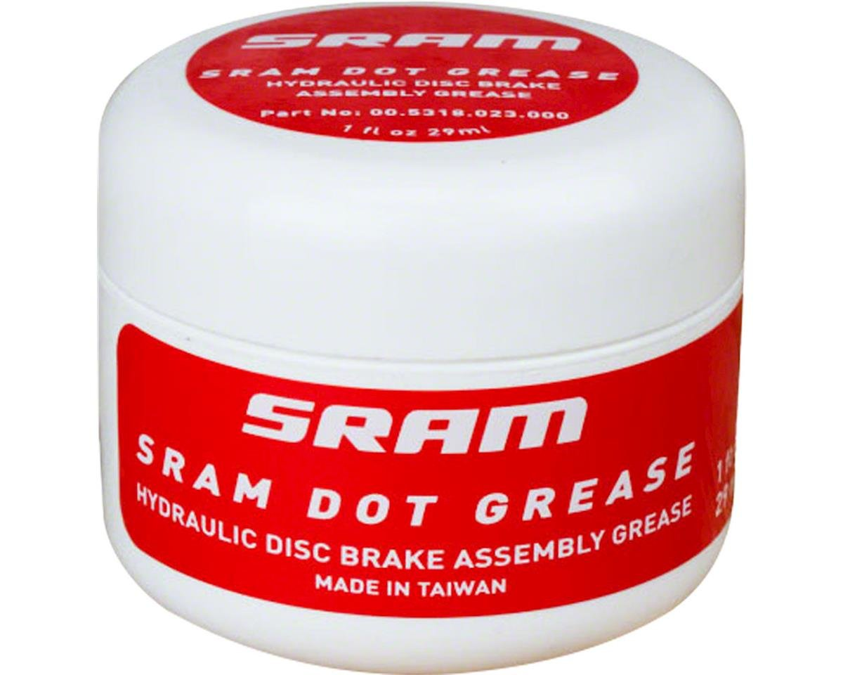 Смазка Sram GREASE Sram DOT ASSEMBLY GREASE 1 GREASE Sram DOT ASSEMBLY GREASE