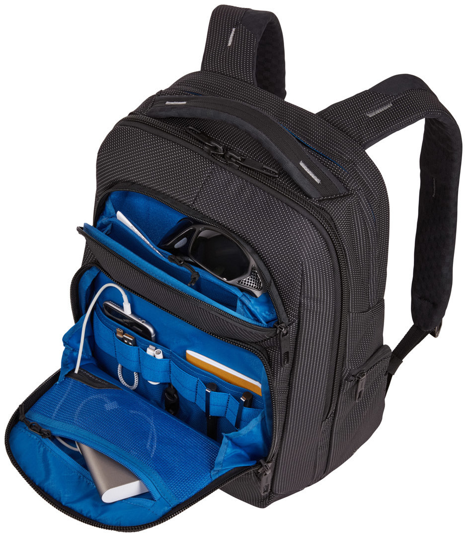 Рюкзак Thule Crossover 2 Backpack 20L Dress Blue 1 Рю1кзак Thule Crossover 2 Backpack 20L Black TH 3203839