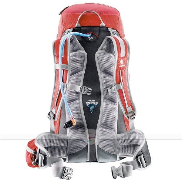 Рюкзак Deuter ACT Trail 32 цвет 5520 fire-cranberry 1 Рюкзак D1euter ACT Trail 32 цвет 5520 fire-cranberry 34432 5520