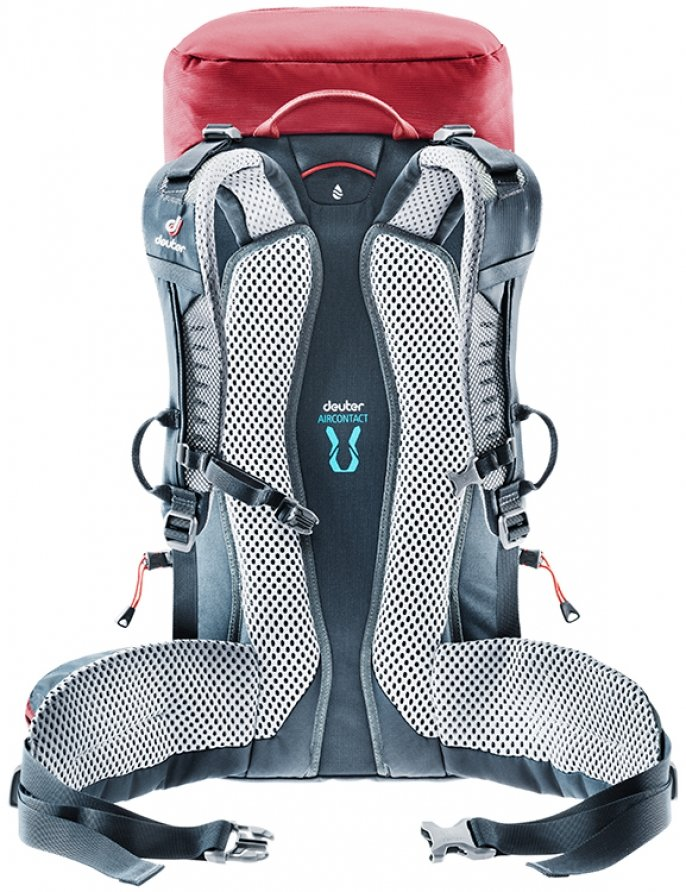 Рюкзак Deuter Trail 30 цвет 5425 cranberry-graphite 1 Рюкзак1 Deuter Trail 30 цвет 3235 steel-khaki 3440519 5425