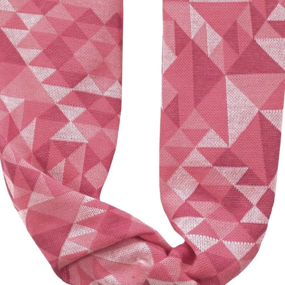 Шарф Buff Cotton Jacquard Infinity Tribe Pink 1 Шарф Buff Cotton Jacquard Infinity Tribe Pink BU 111704.538.10.00