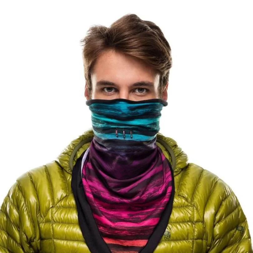 Шарф Buff Polar Karlin Mardi Grape 1 Шарф Buff Polar Karlin Mardi Grape BU 120895.617.10.00