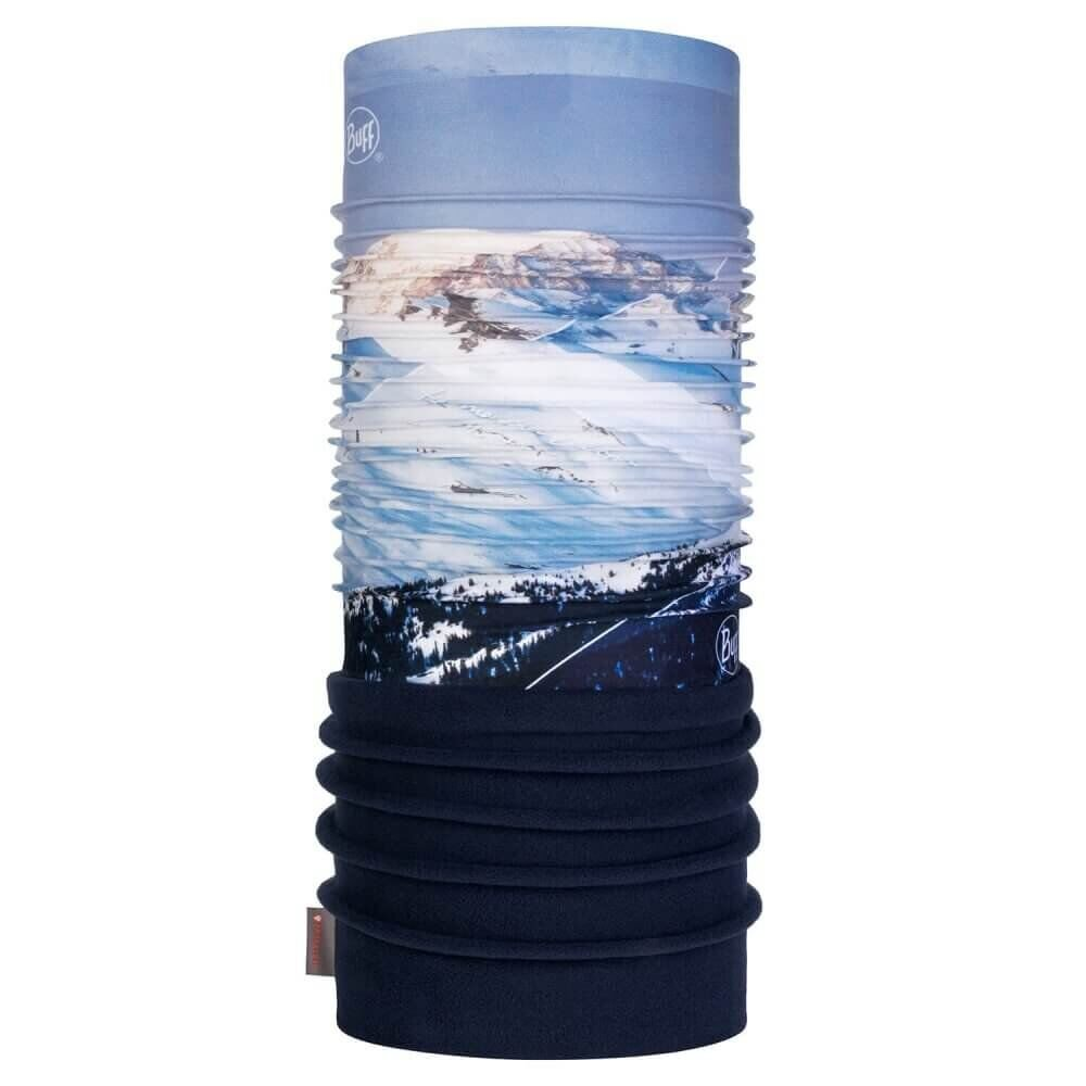 Шарф Buff Polar Mountain Collection M-blank Blue 1 Шарф Buff Polar Mountain Collection M-blank Blue BU 120916.707.10.00
