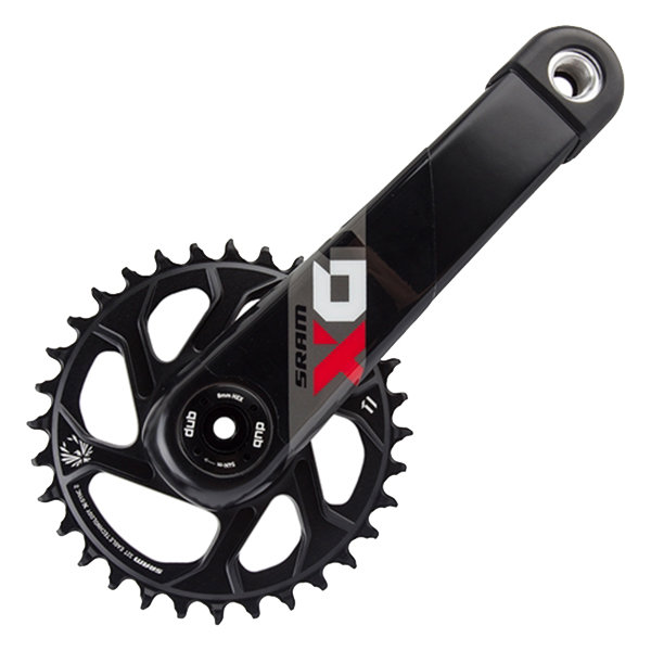 Шатуны Sram X01 EAGLE AM FC X01 DUB 175 RED DM 32T 1 X01 EAGLE AM FC X01 DUB 175 RED DM 32T 00.6118.527.000
