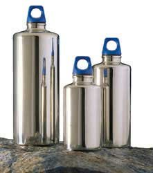 Фляга Tatonka Stainless Bottle 300 0,3л Silver 101 TAT 4018.000