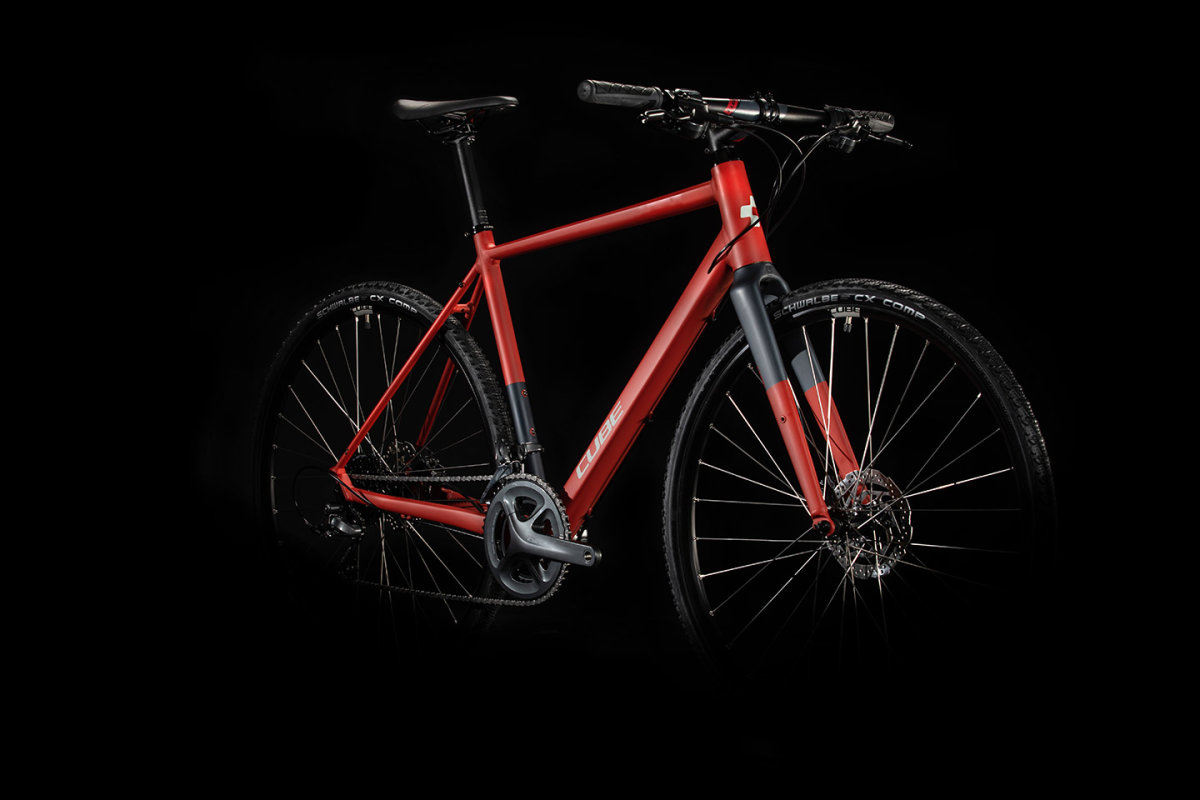Велосипед Cube SL Road red´n´grey 11 SL Road