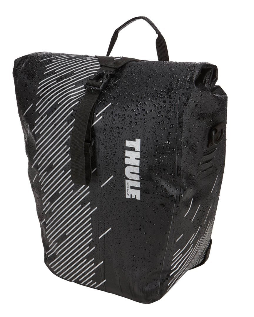 Сумка Thule Pack 'n Pedal Shield Pannier Small Chartreuse пара 1111 TH 100067
