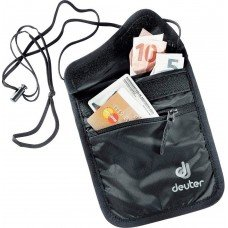 Кошелек Deuter Security Wallet II цвет 7000 black 1 3942116 7000