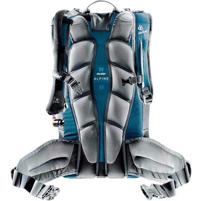 Рюкзак Deuter Freerider 26 цвет 3356 arctic-petrol 1 3303217 3356