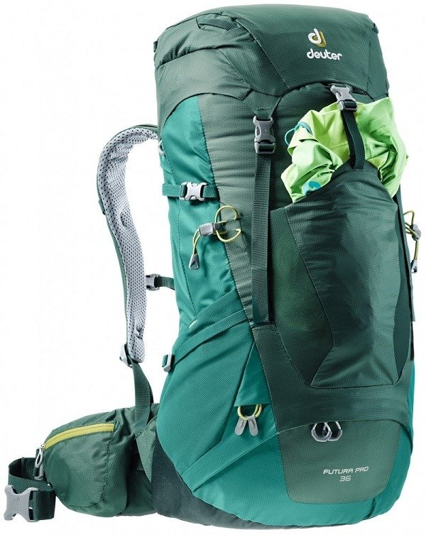 Рюкзак Deuter Futura Pro 36 цвет 3395 midnight-steel 1 3401118 3395