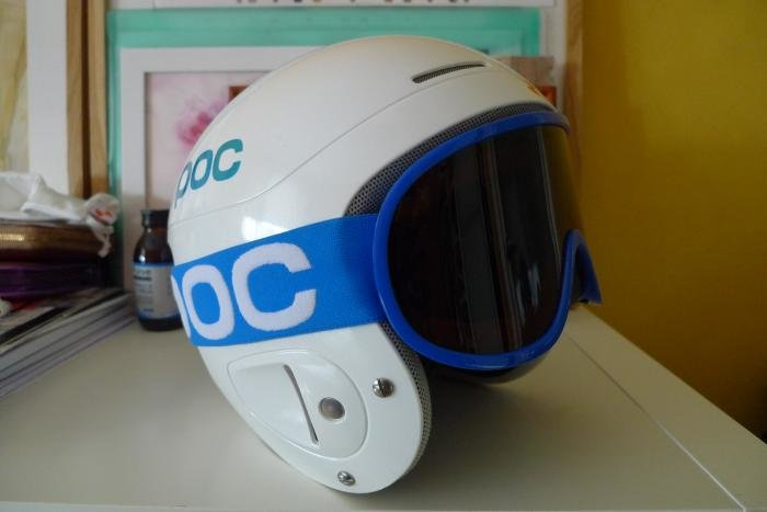 Маска POC Retina Big Comp Hydrogen White 1 PC 405231001ONE1