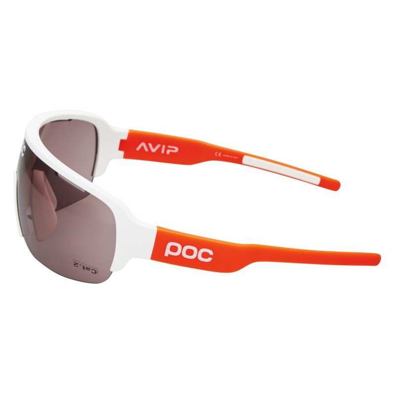 Очки POC DO Half Blade AVIP White/Zink Orange/Violet/Light Silver 1 PC DOHB55108042VLS1