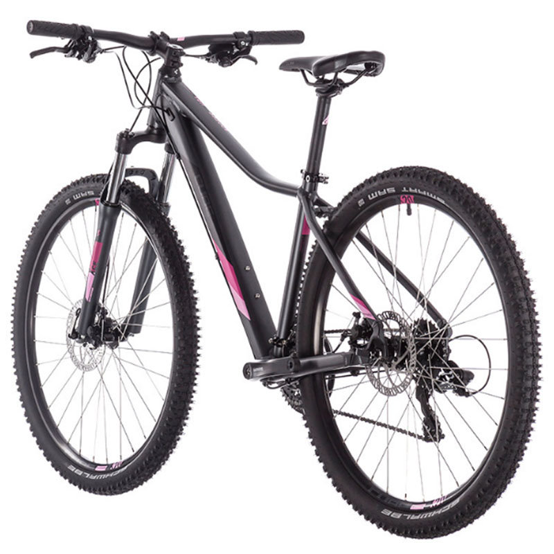 Велосипед Cube ACCESS WS 27.5 iridium-berry 2 ACCESS WS 27.5 iridium-berry