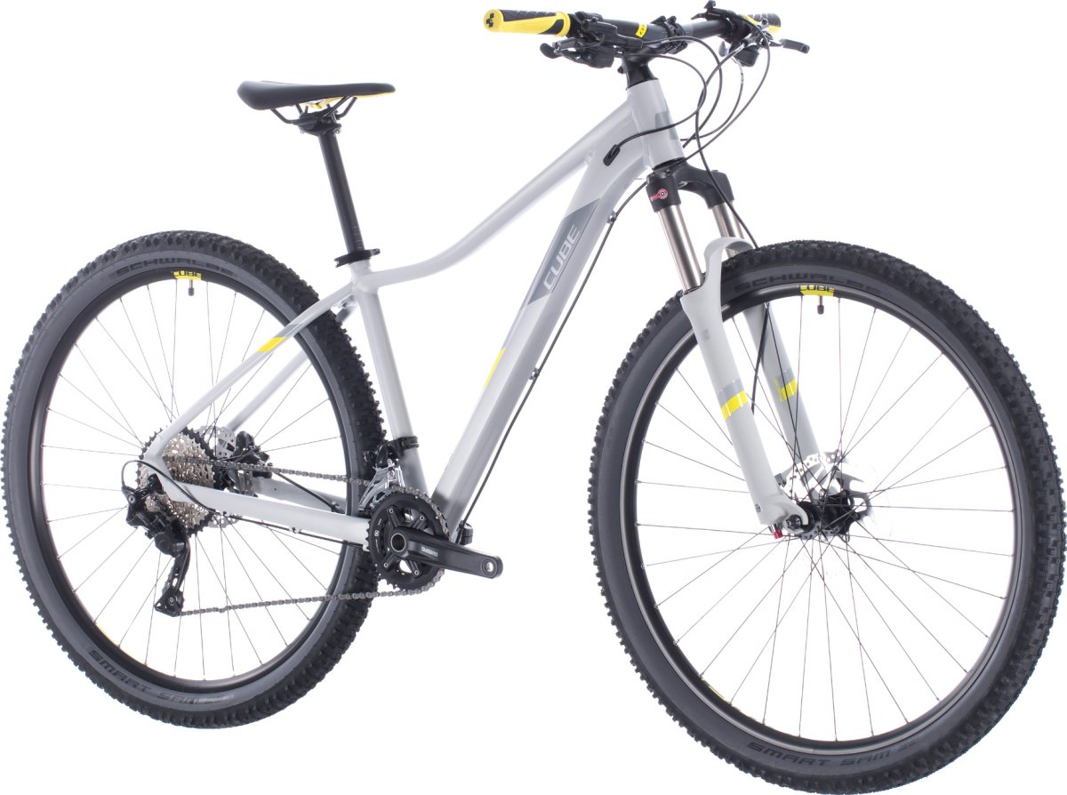 Велосипед Cube Access WS Race grey'n'lime 2 Access WS Race