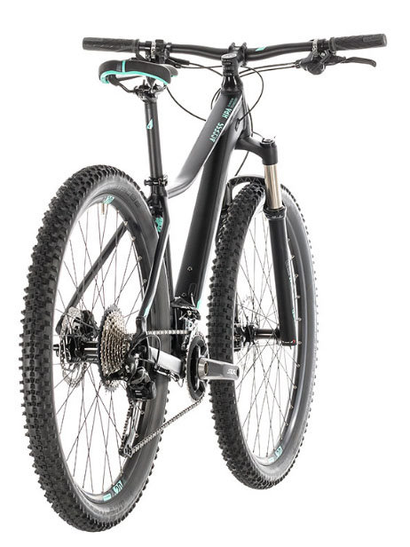 Велосипед Cube ACCESS WS SL 27.5 black-mint 2 ACCESS WS SL 27.5 black-mint 225600-16