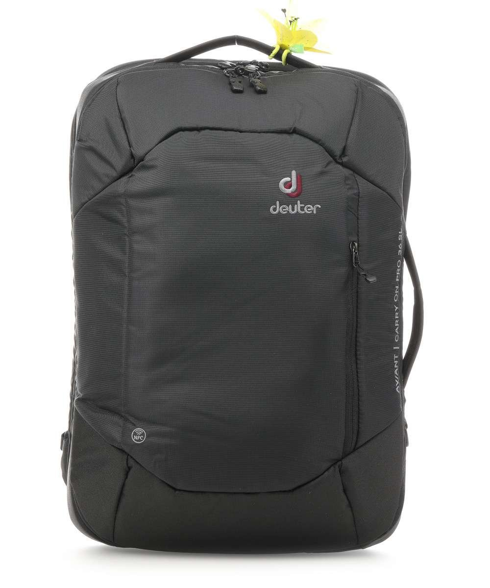 Рюкзак Deuter Aviant Carry On Pro 36 SL maron-aubergine 2 Aviant Carry On 36 SL 3510320 5543