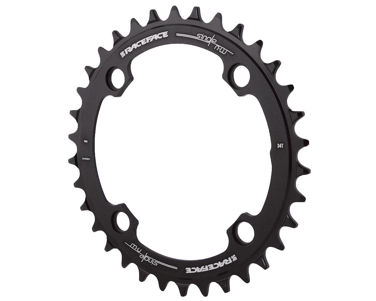 Звезда RaceFace Chainring, narrow wide, 104x34, blk, 10-12s 2 Chainring