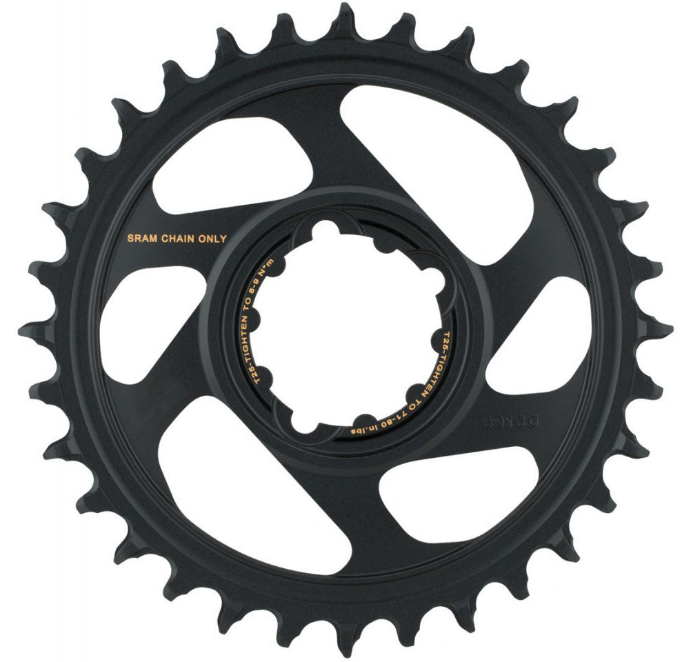 Звезда Sram CR X-SYNC Eagle 38T DM 3 OFFSET B 2 CR X-SYNC Eagle 11.6218.030.190