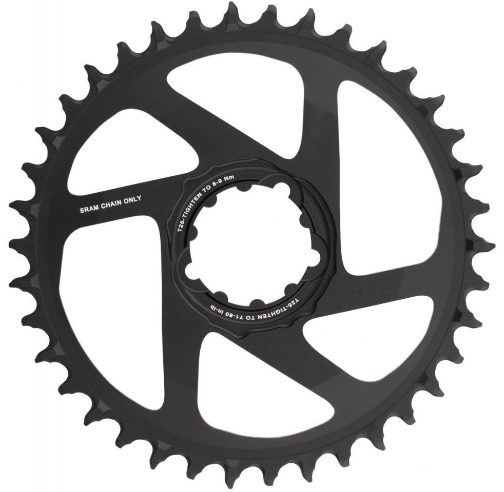 Звезда Sram CR X-SYNC SL Eagle 32T DM 3 OFFSET B BLK 2 CR X-SYNC SL Eagle 11.6218.040.001