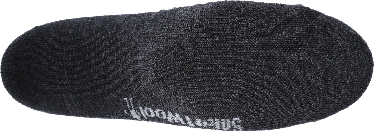 Носки Smartwool Diamond Jim (Black/Medium Gray Heather) 2 Diamond Jim SW SW819.250-L SW SW819.250-M