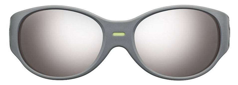 Очки Julbo Domino Grey dark/green-yellow Spectron 4 baby Smoke Silver flash 2 Domino J5211220