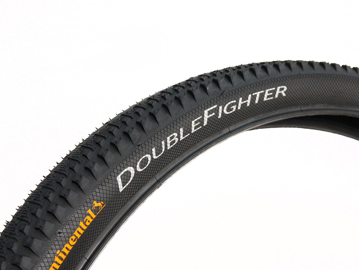 "Покрышка Continental Double Fighter III 16""x1.75, 47-305, Wire, Sport, Skin 2 Double Fighter III 101232"