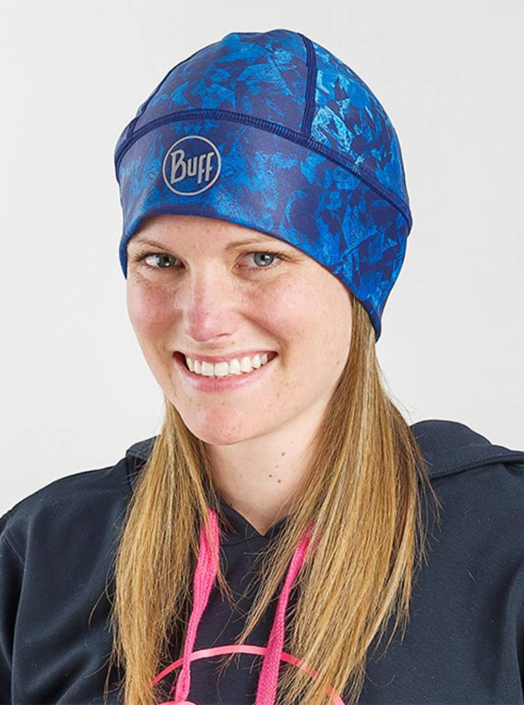 Шапка Buff Ketten Tech Hat blue erosion blue 2 Ketten Tech Hat BU 111211.707.10.00