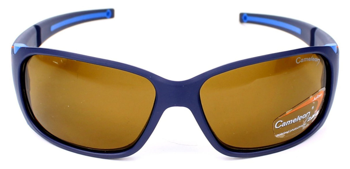 Очки Julbo Montebianco Blue/blue/orange Reactiv Cameleon Brown 2 Montebianco J4155012