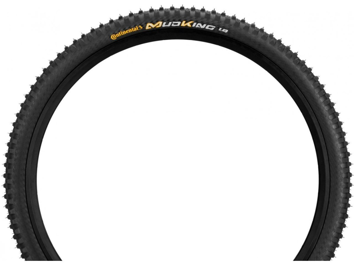 Покрышка Continental Mud King 27.5x1.80 Foldable, BlackChili, ProTection 2 Mud King 101084