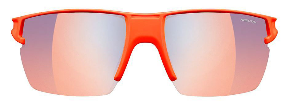 Очки Julbo OUTLINE orange neon-blue Reactiv Zebra Light Fire 2 OUTLINE orange neon-blue Reactiv Zebra Light Fire J5193378