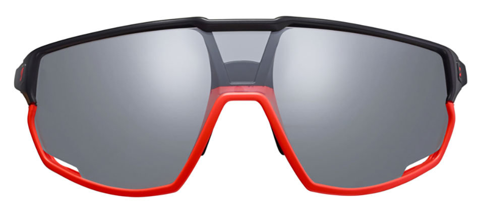 Очки Julbo Rush Black / orange fluo Reactiv Performance 0-3 Clear 2 Rush