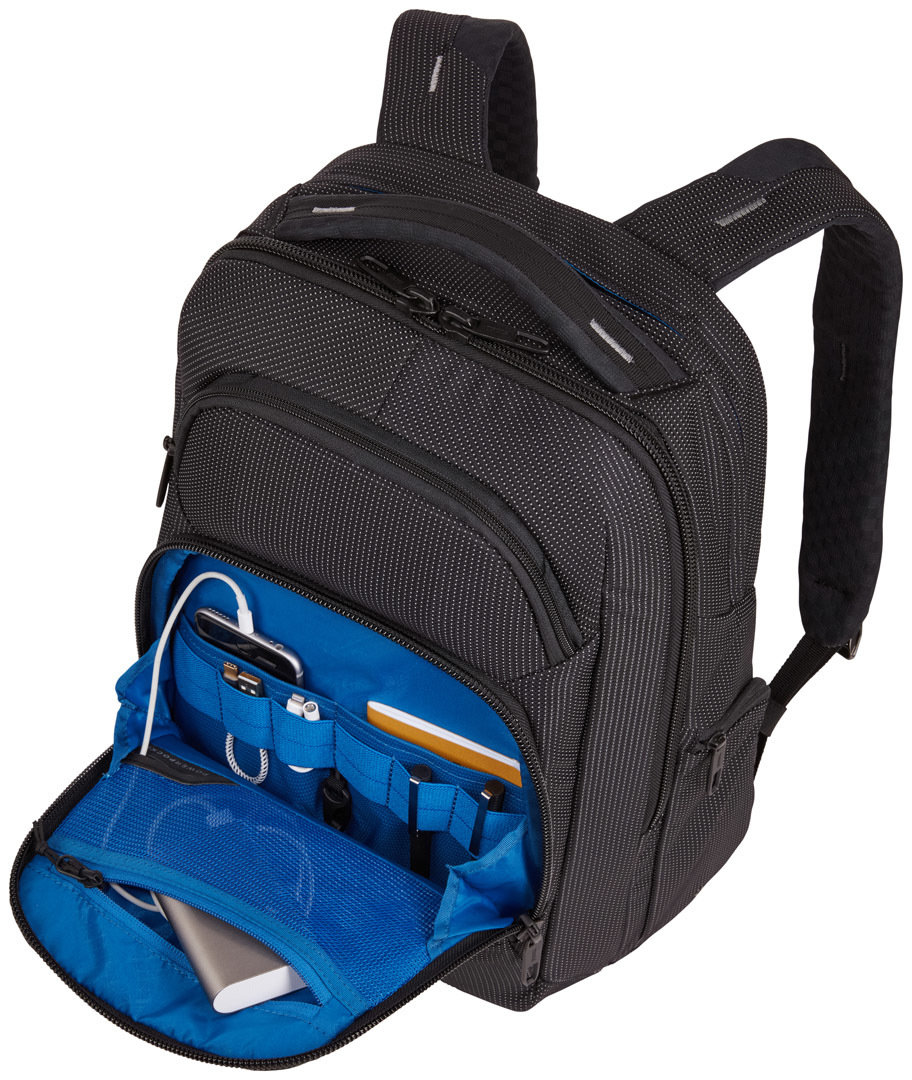Рюкзак Thule Crossover 2 Backpack 20L Dress Blue 2 Рюкз1ак Thule Crossover 2 Backpack 20L Black TH 3203839