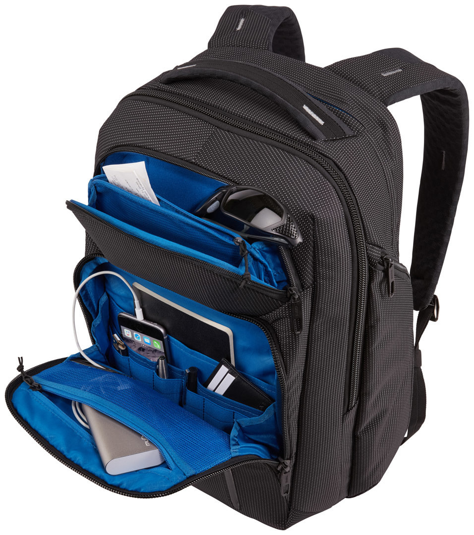 Рюкзак Thule Crossover 2 Backpack 30L Dress Blue 2 Рюкзак T1hule Crossover 2 Backpack 30L Black TH 3203836