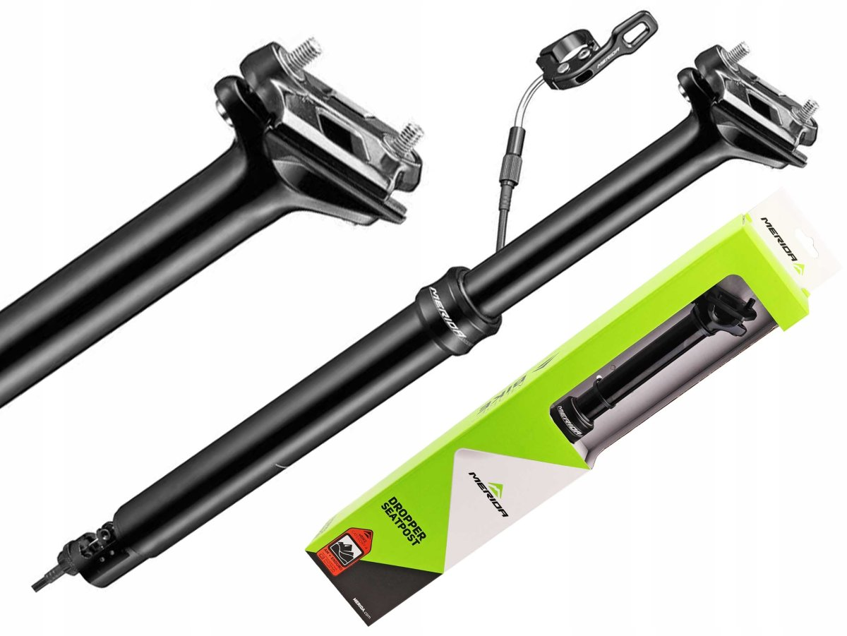 Подседельный штырь Merida Seatpost Comp TR Dropper 31.6x410mm черный 2 Seatpost Comp TR Dropper