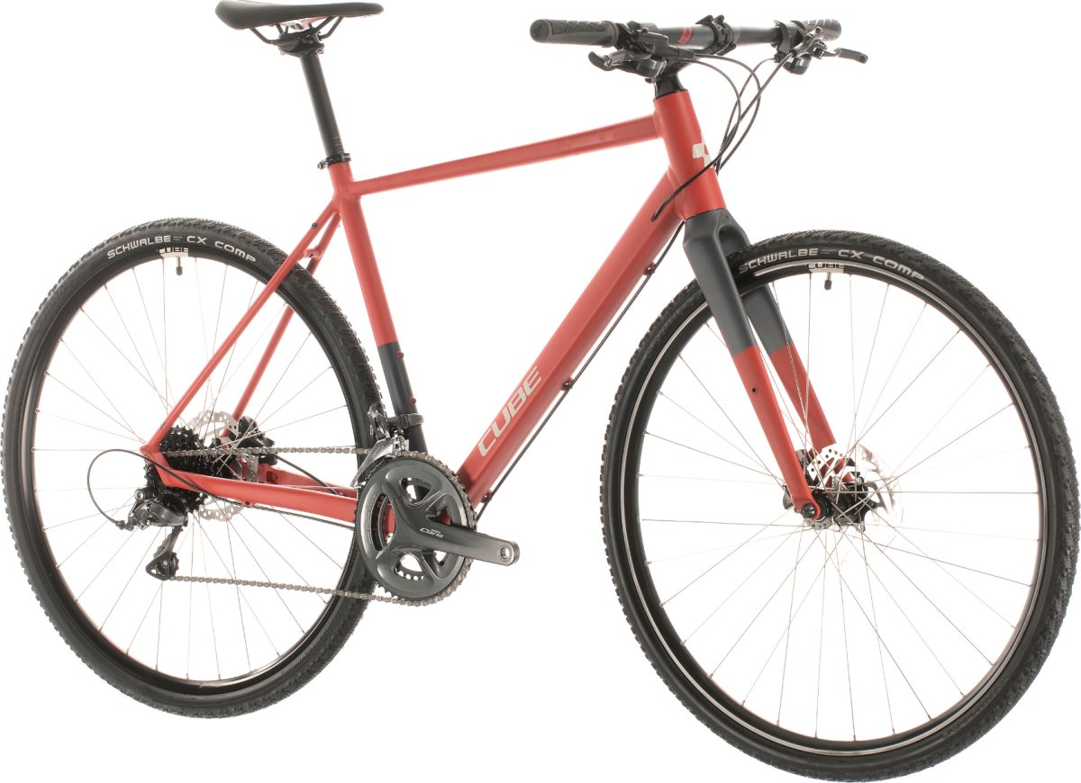 Велосипед Cube SL Road red´n´grey 2 SL Road