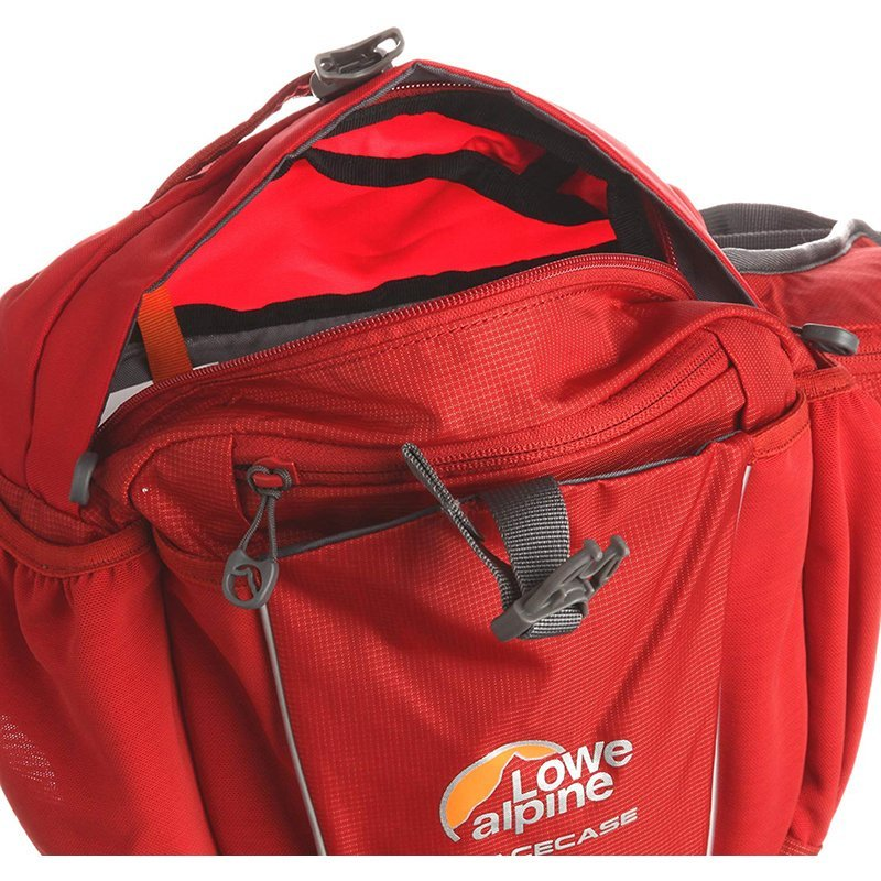 Сумка Lowe Alpine Space Case на пояс Sunset Red 2 Су1мка Lowe Alpine Space Case на пояс Sunset Red LA FAD-38-SUR-U