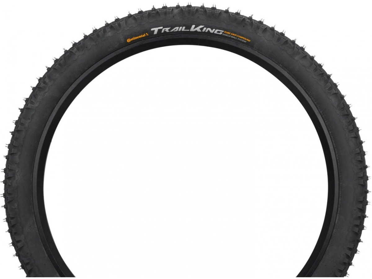 "Покрышка Continental Trail King 27.5""x2.4 Foldable, BlackChili, ProTection Apex 2 Trail King 199590"