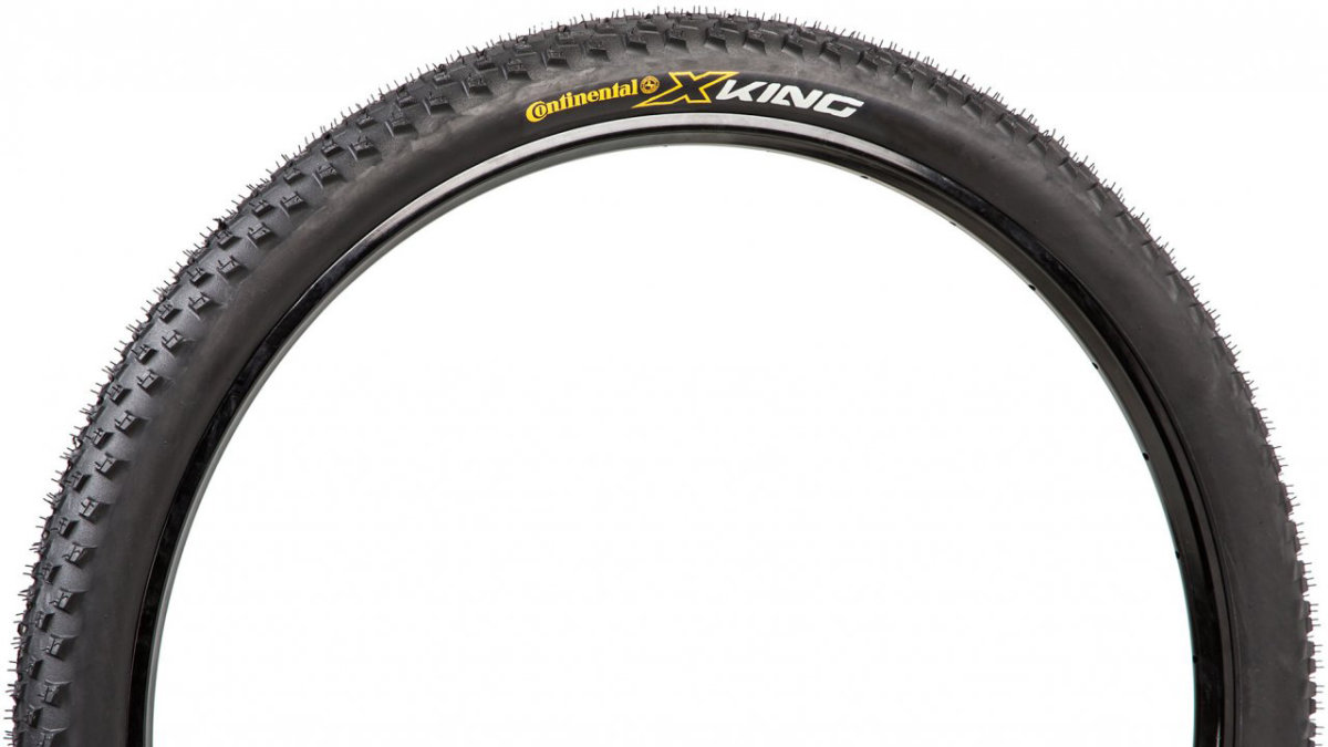 "Покрышка Continental X-King 26""x 2.35, Фолдинг, Tubeless, RaceSport 2 X-King 1005270009"