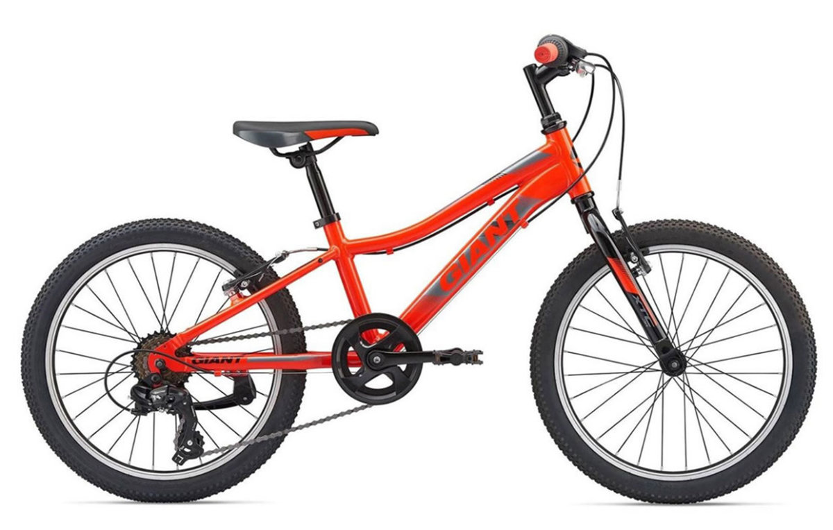 Велосипед Giant XTC JR 20 LITE neon red 2 XTC JR 20 LITE neon red 90062910