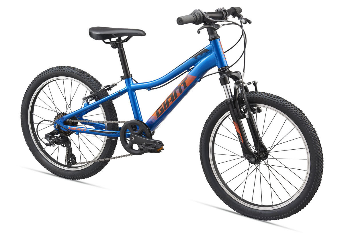 Велосипед Giant XtC Jr 20 Lite vibrant blue 2 XtC Jr 20 Lite