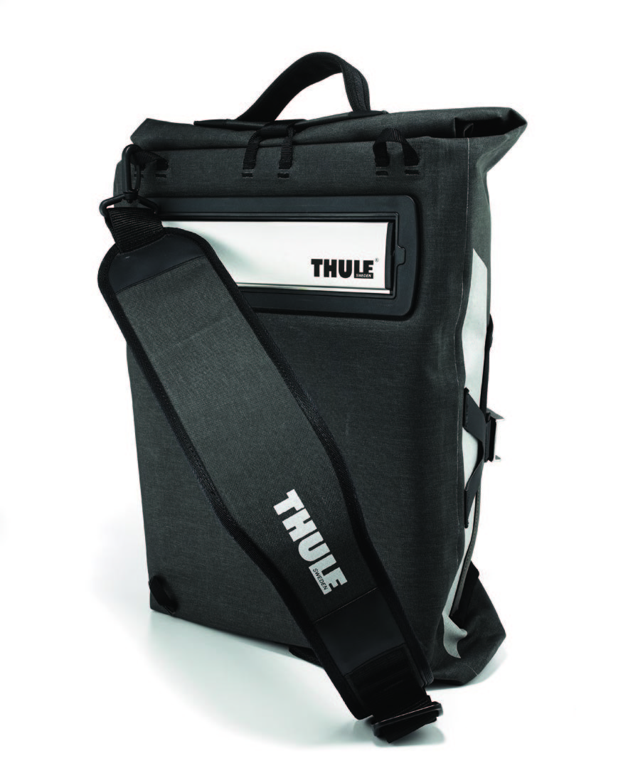 Сумка Thule Pack 'n Pedal Commuter Pannier Black 20 TH 100010