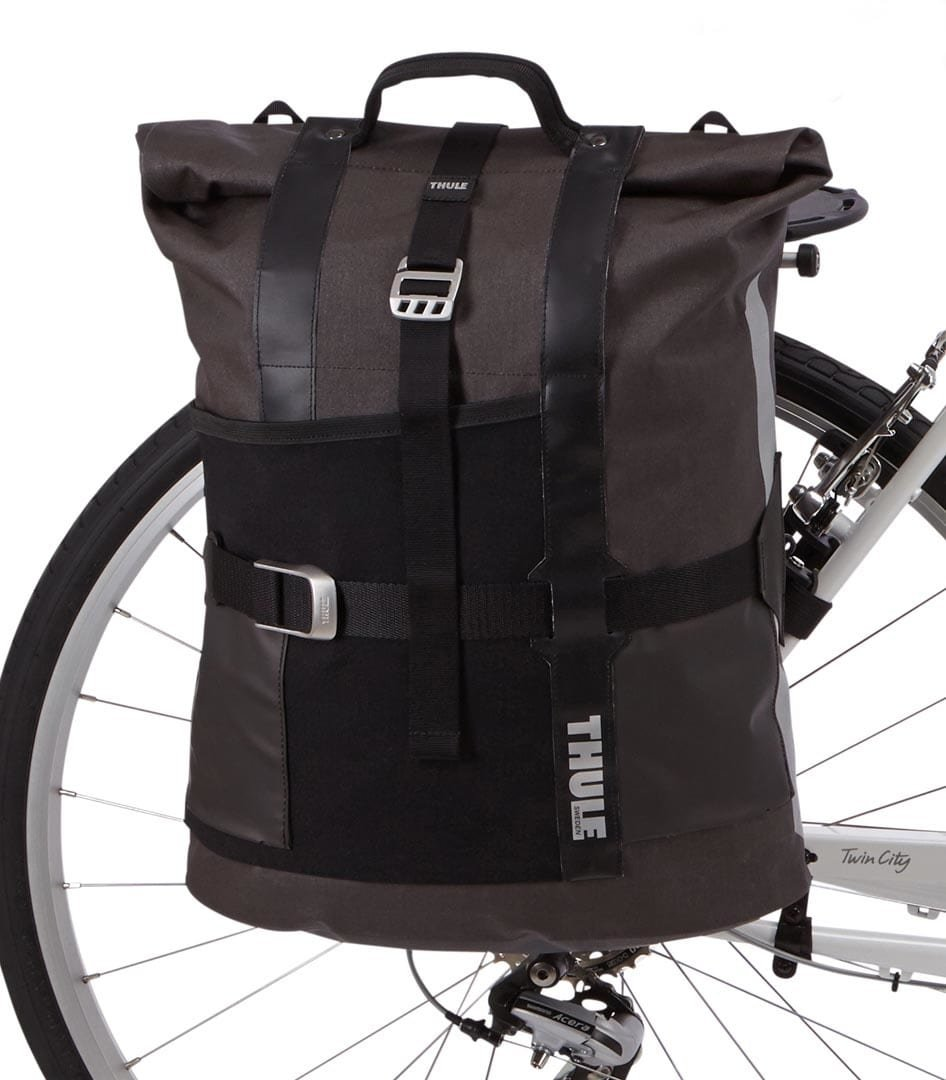 Сумка Thule Pack 'n Pedal Commuter Pannier Black 22 TH 100010