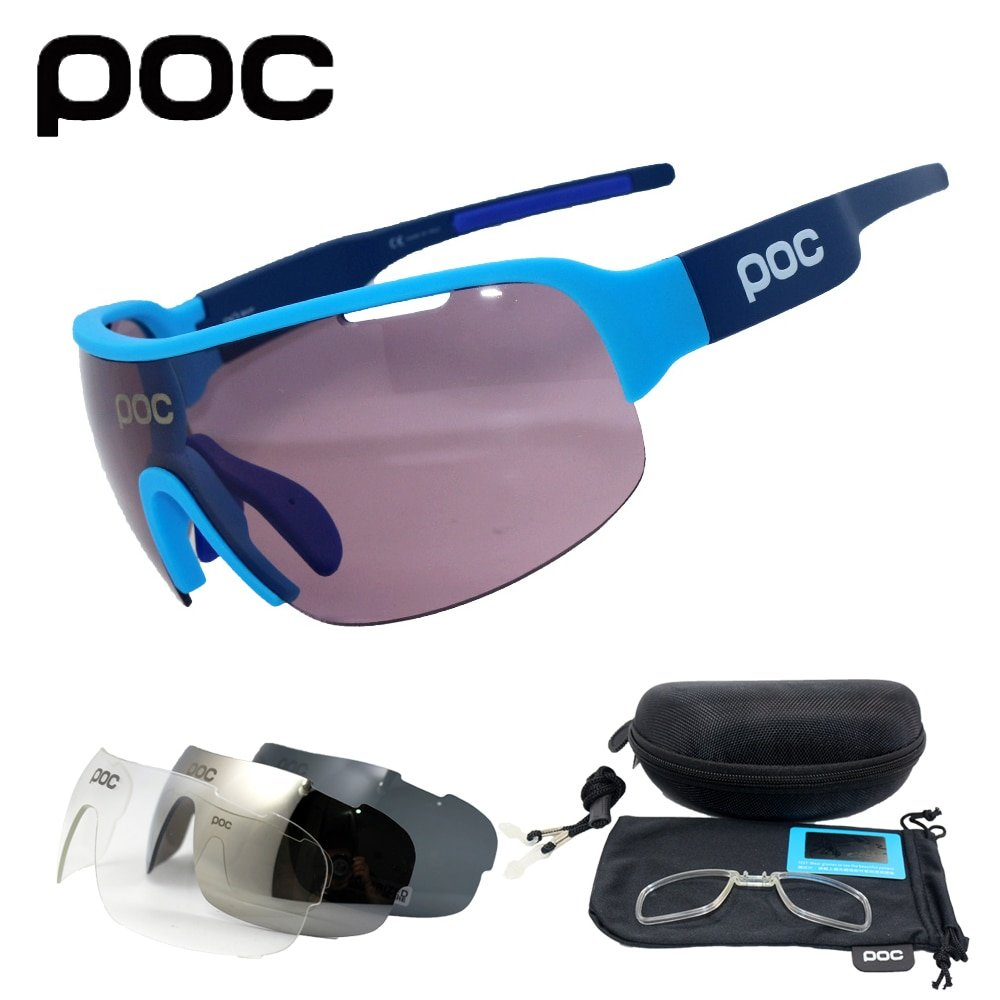 Очки POC DO Half Blade AVIP White/Zink Orange/Violet/Light Silver 241 PC DOHB55108042VLS1