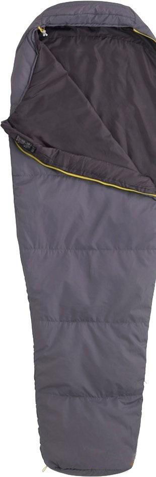 Спальный мешок Marmot NanoWave 55 Long Flint, Left Zip 28 MRT 21490.1105-LZ