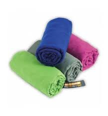 Полотенце Sea to Summit DryLite Towel Lime, XS 2 STS ADRYXSLI