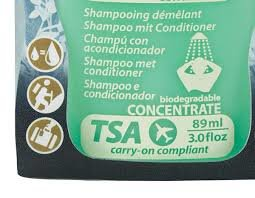Шампунь Sea to Summit Trek & Travel Liquid Conditioning Shampoo 89ml 2 STS ATTLCS